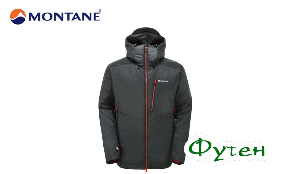 Куртка зимняя Montane SPITFIRE JACKET black