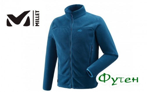 Куртка флисоваяMilletWILD ALPSposeidon