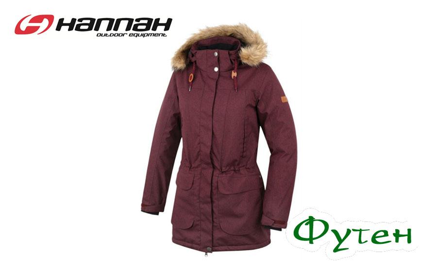 Куртка женская Hannah LD GALIANO chocolate mel