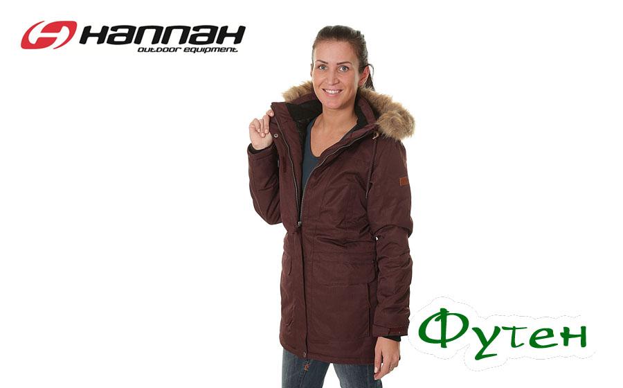 Куртка женская Hannah GALIANO chocolate mel