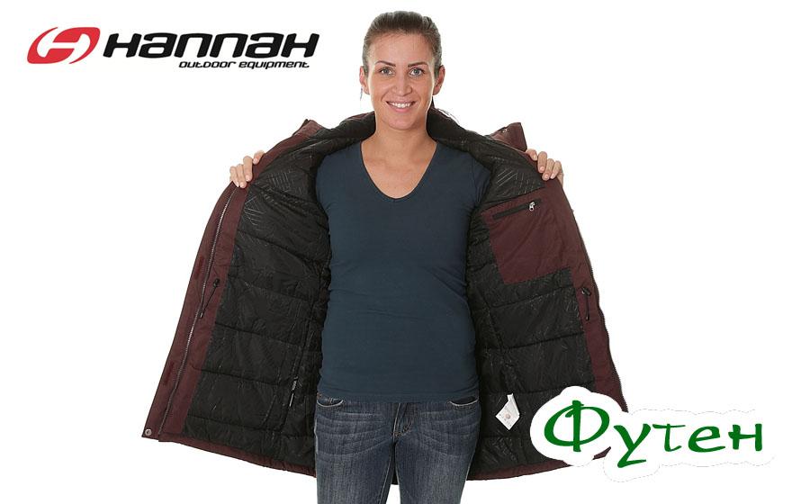 Зимняя куртка Hannah GALIANO chocolate mel