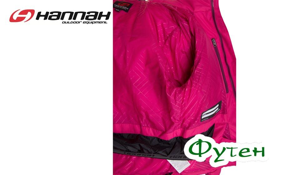 Куртка детская зимняя Hannah DUFFY JR raspberry sorbet