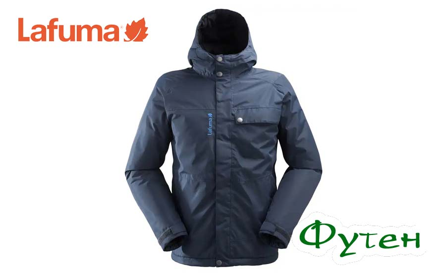Куртка Lafuma ACCESS WARM eclipse blue