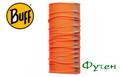 Бафф Buff DRY-COOL REFLECTIVE ORANGE FLUOR