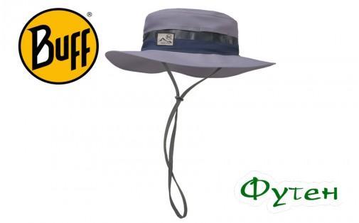 Шляпа Buff BOONEY HAT inked grey
