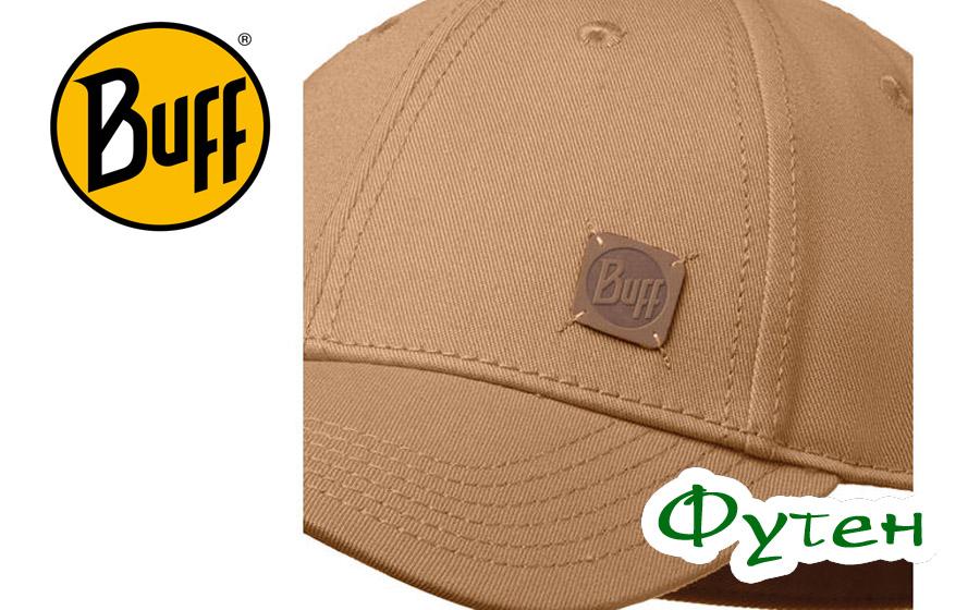 Кепка Buff BASEBALL CAP SOLID