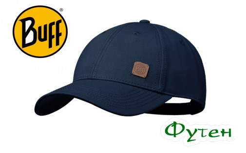 Buff BASEBALL CAP SOLID navyi