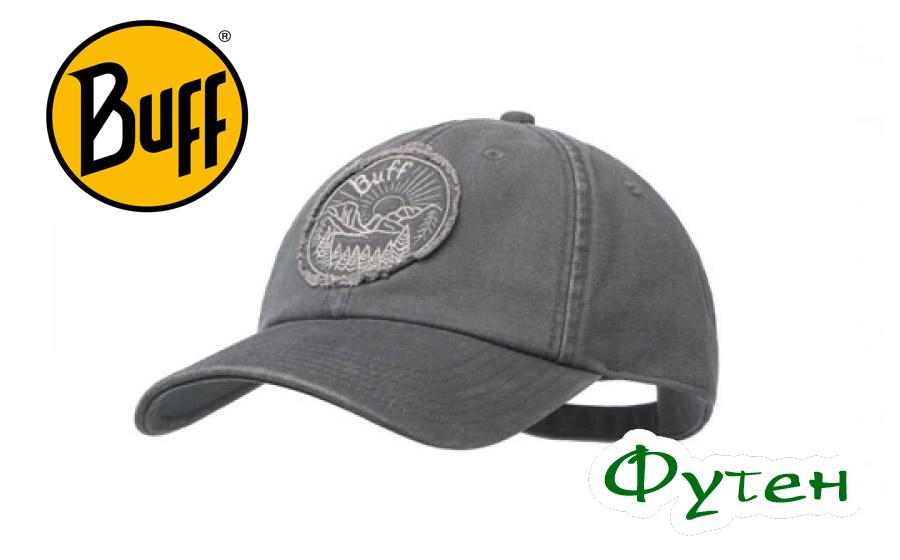 Кепка Buff BASEBALL CAP grey sedona