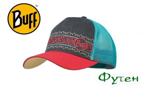 Кепка Buff TRUCKER CAP lush multi