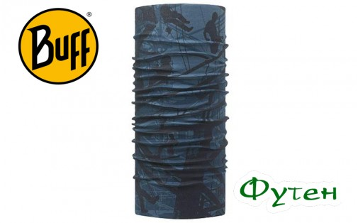 Повязка Professional Buff THERMAL VERTICAL NAVY