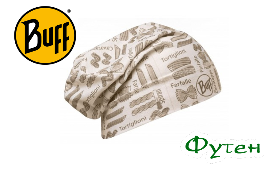 Buff CHEFS HAT COLLECTION BAKERY MULTI