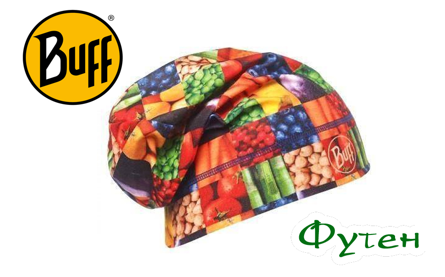 Buff CHEFS HAT COLLECTION VEGETABLES MULTI