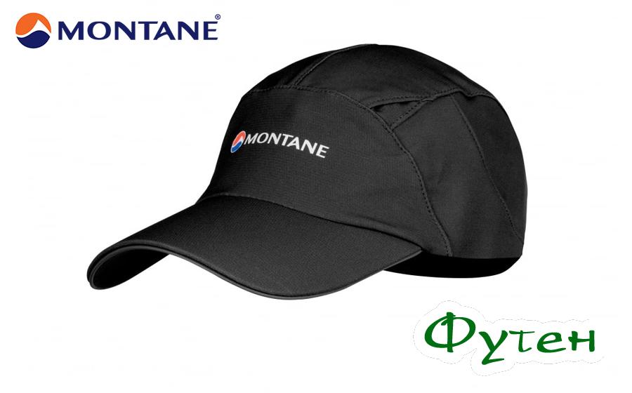 Кепка Montane ROBO CAP black