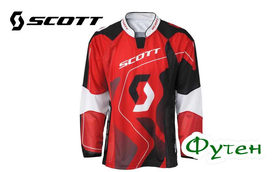 Джерси велосипедная SCOTT DH RACING