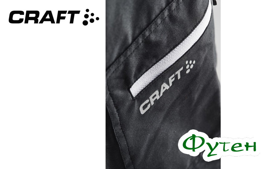 Велошорты Craft REEL XT SHORTS black/white