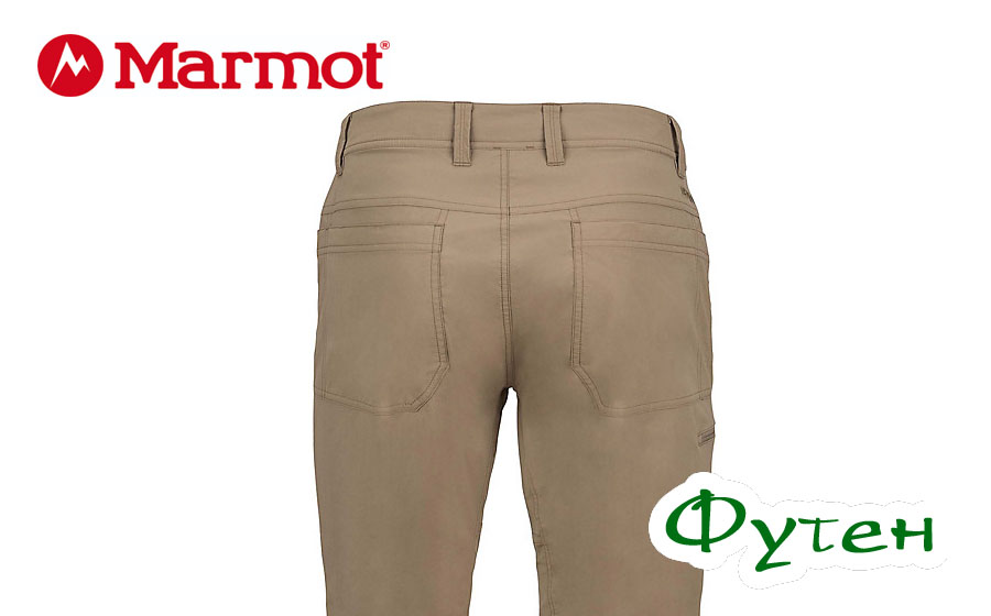 Marmot ARCH ROCK PANT desert khaki