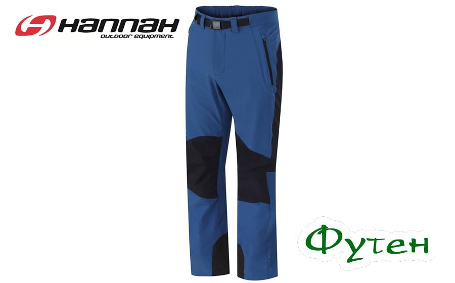 Штаны Hannah GARWYN moroccan blue/anthracite