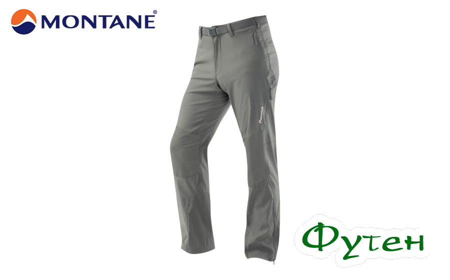 Брюки мужские Montane TERRA STRETCH PANTS Regular Leg shadow