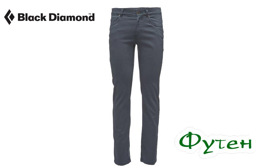 Джинсы Black Diamond M STRETCH FONT PANTS adriatic