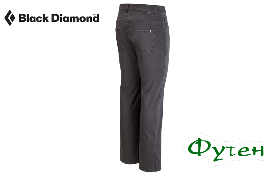 Джинсы Black Diamond STRETCH FONT PANTS slate