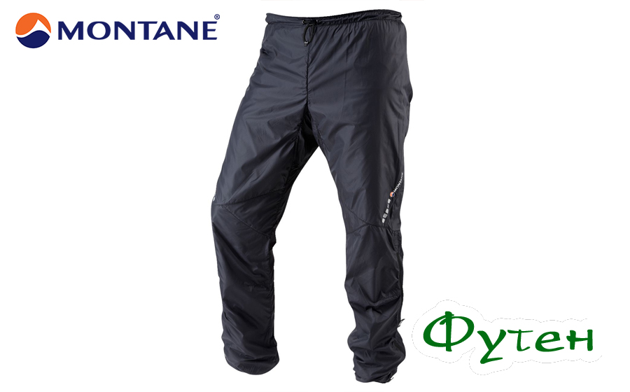Montane FEATHERLITE Pants black
