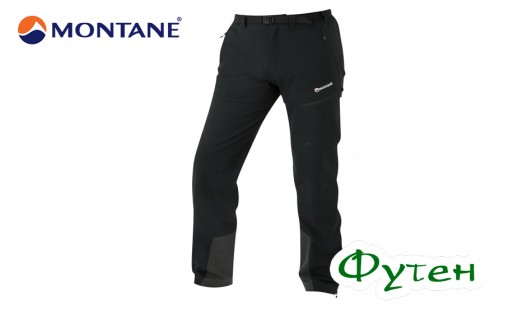 Брюки походные Montane SKYLINE PANTS black