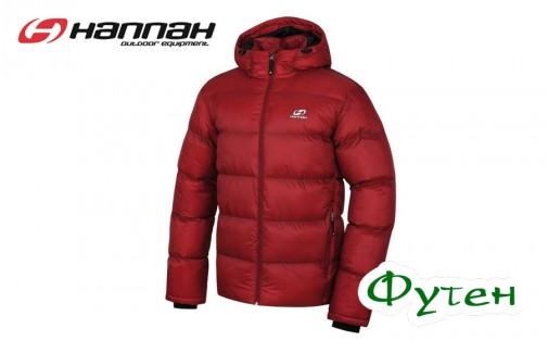 Куртка мужская зимняя Hannah high loft MARV brick red