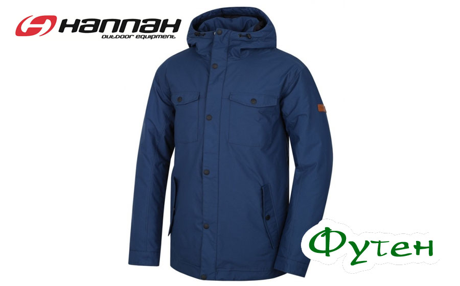 Куртка мужская Hannah HOLE majolica blue