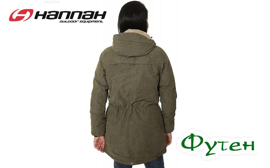 Куртка женская Hannah OLOWU Ivy green