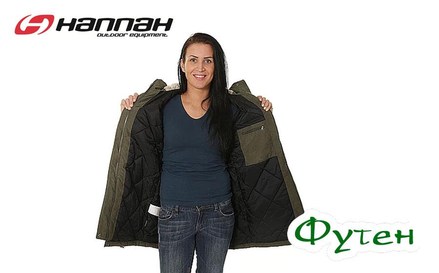 Куртка Hannah OLOWU Ivy green