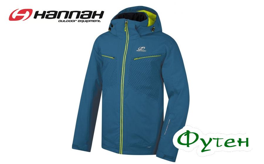 Куртка лыжная мужская Hannah Climatic GOETZ moroccan blue