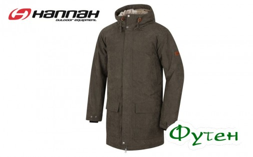 Куртка зимняя мужская Hannah JESPER Ivy green