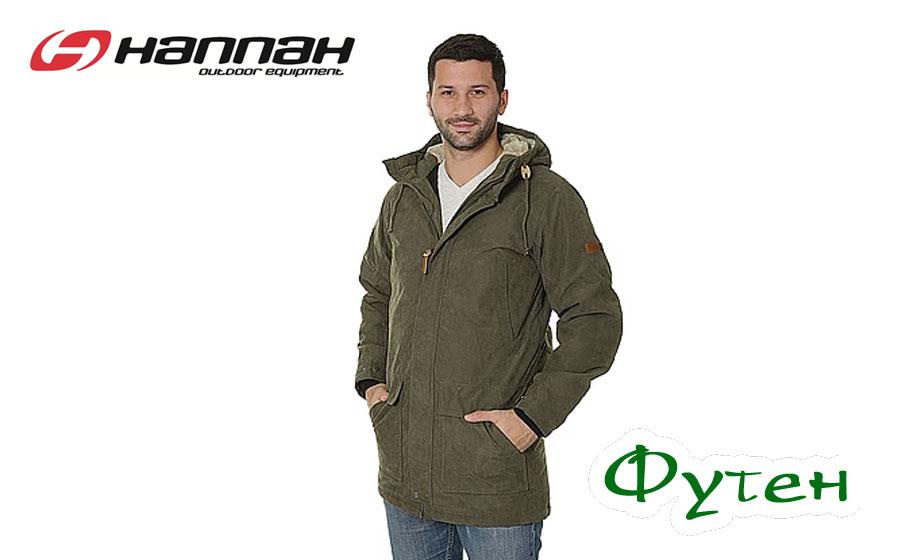 Куртка мужская Hannah JESPER Ivy green