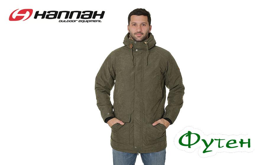 Куртка зимняя Hannah JESPER Ivy green