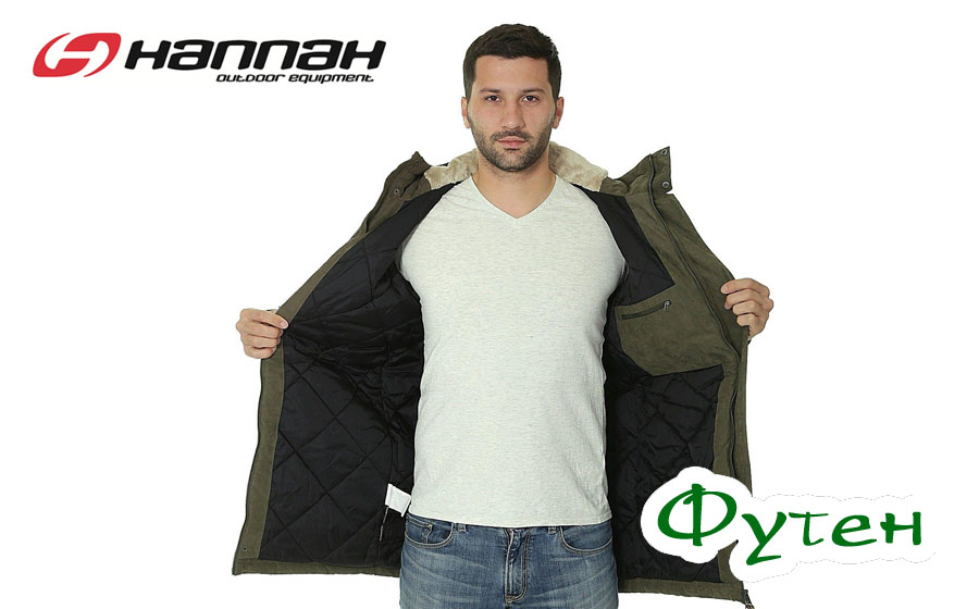 Куртка зимняя Hannah JESPER
