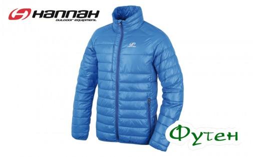 Куртка мужская Hannah GATON victoria blue/lime green
