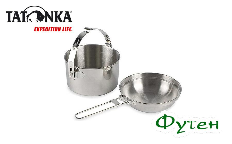 Набор посуды Tatonka SCOUT KETTLE 2,5L