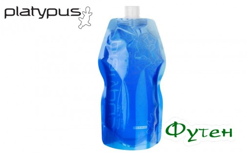 Питьевая фляга Platypus SOFTBOTTLE Cl Cap blue