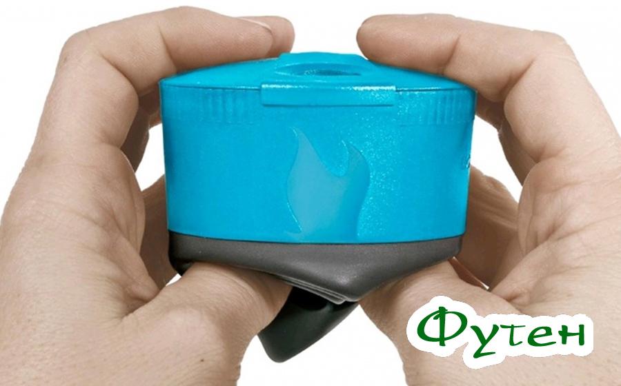Light my fire PACK-UP-CUP cyan blue