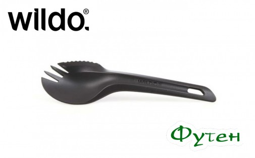 Ложка-вилка-нож Wildo WILDO SPORK dark grey