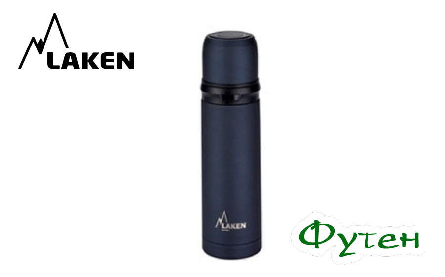 Термос Laken THERMO 0,75 L black