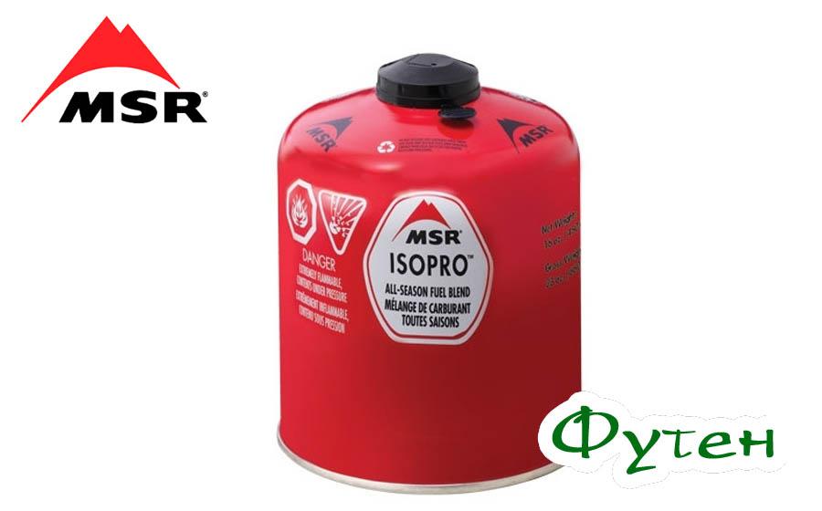 MSR IsoPro450
