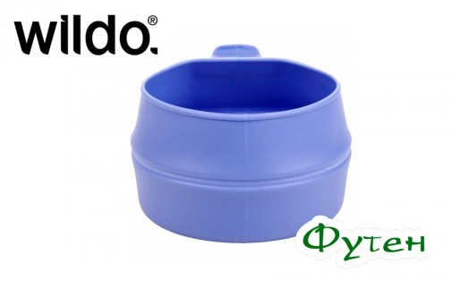 Чашка Wildo FOLD-A-CUP BIG blueberry