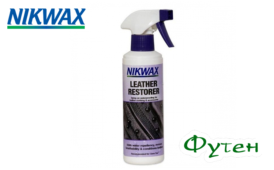 Пропитка NIKWAX Leather Restorer