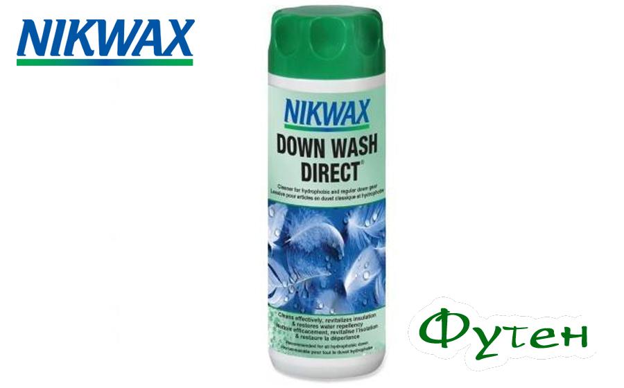 Для стирки пуха NIKWAX Down Wash