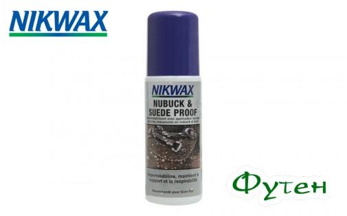 NIKWAXNubuck & suedeproof