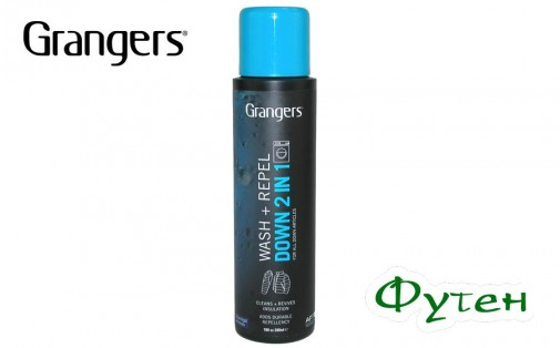 Средство для пуха GRANGERS WASH + REPEL DOWN