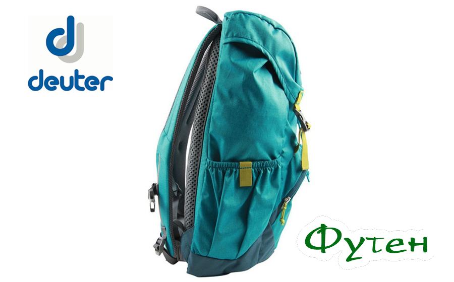 рюкзак Deuter WALKER 20 petrol-arctic