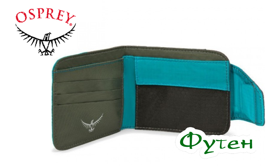 Osprey QUICKLOCK WALLET tropic teal