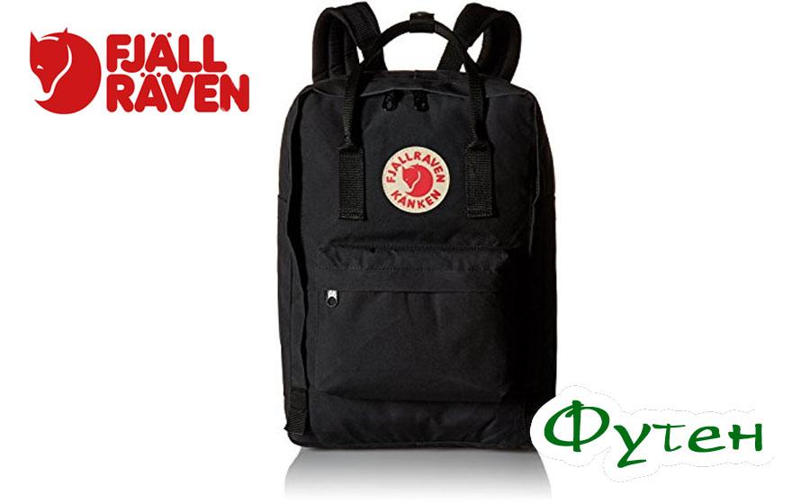 Рюкзак для офиса FjallRaven KANKEN LAPTOP black